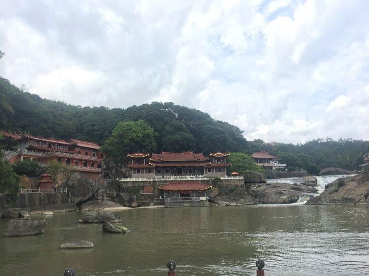 国家aaaa级旅游景区-九鲤湖风景区